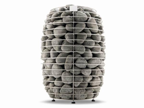 Wolff Finnhaus Premium Saunaofen 12 kW stehend mit Steinen