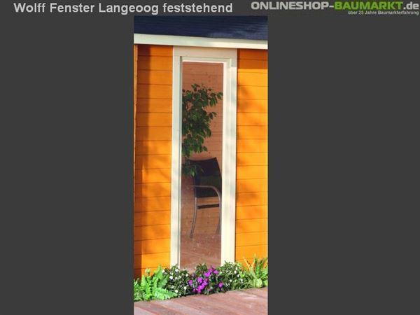 Wolff Finnhaus Seitenfenster Helgoland 28 - feststehend